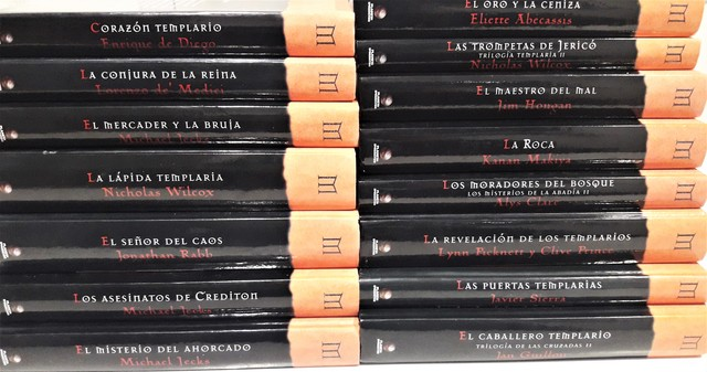 LIBROS DE UNA SERIE MISTERIOS Y ENIGMAS - foto 2