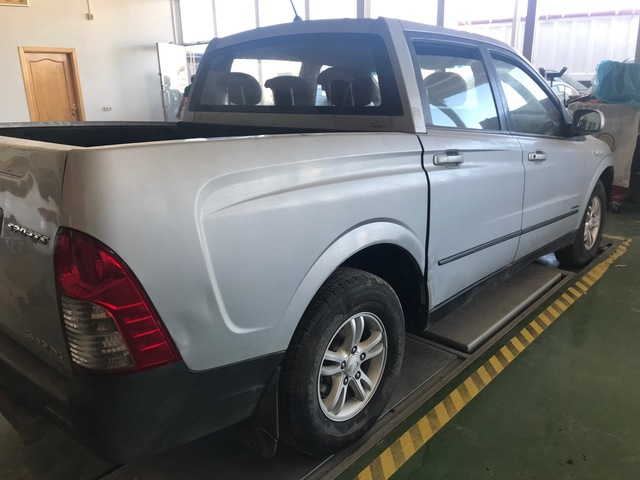 SSANGYONG - ACTYON 200S XDI PICK UP - foto 1