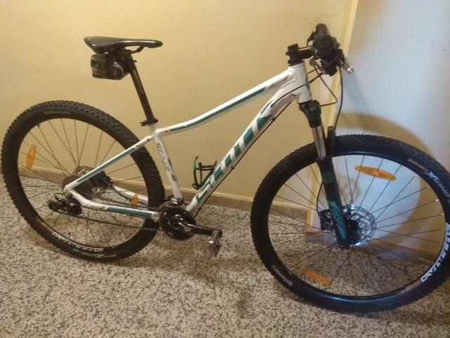 5ae39fb3748 MIL ANUNCIOS.COM - Scott scale 920. Compra venta de bicicletas: montaña,  carretera, estáticas, trek, GT, de paseo, BMX, trial, scott scale 920
