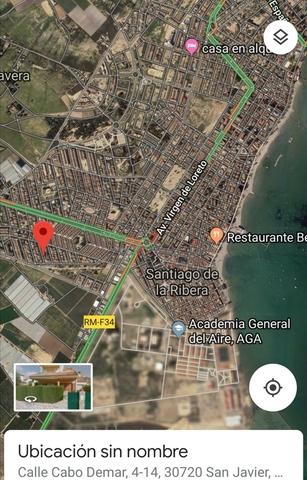 Mil Anuncios Com Compra Venta De Terrenos En Santiago De La Ribera
