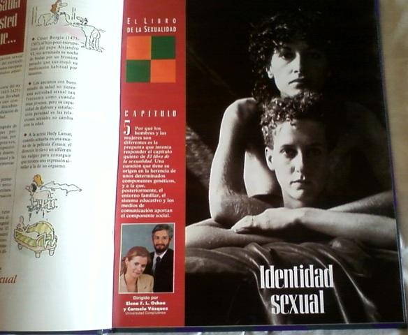 EL LIBRO DE LA SEXUALIDAD - foto 2