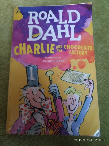 CHARLIE AND THE CHOCOLATE FACTORY - foto 1