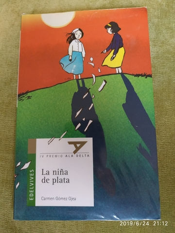 LA NIÑA DE PLATA - foto 1