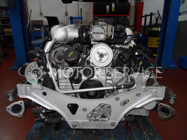 MOTOR PORSCHE 911 997 M97. 01 - foto 1