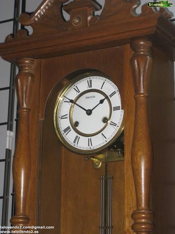 M114 Reloj Antiguo De Madera Pared