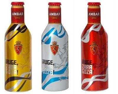 Botellas Real Zaragoza