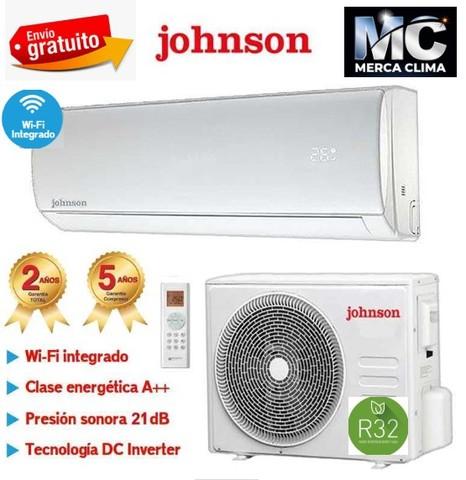 JOHNSON JT52K R-32 4500/4800 A++ WIFI - foto 1