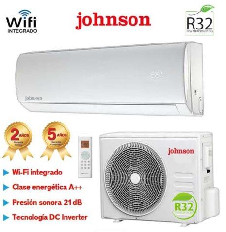 JOHNSON JT52K R-32 4500/4800 A++ WIFI - foto 2
