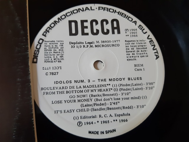 Discos De Vinilo.