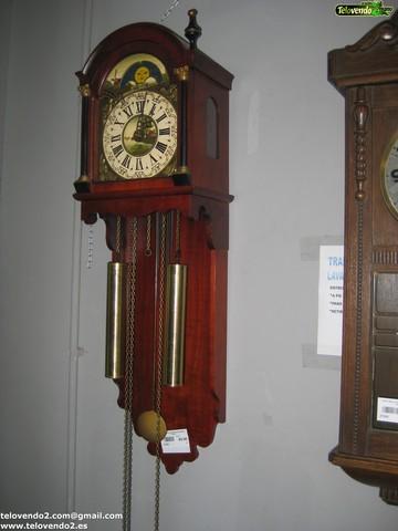 M125 Reloj Antiguo De Madera Pared
