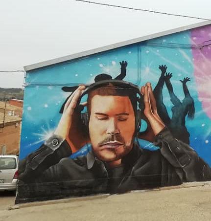 GRAFITERO DECORACION DE GRAFFITIS - foto 1