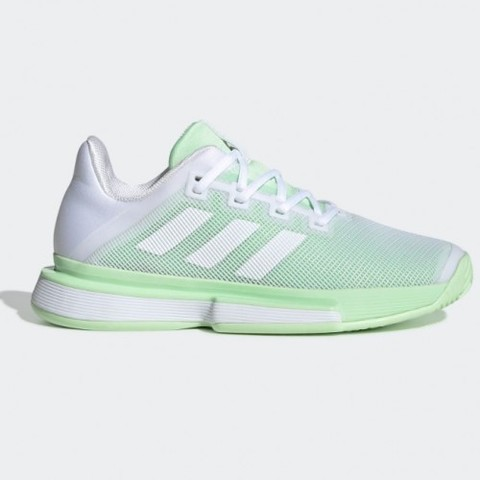 ADIDAS SOLE MATCH BOUNCE BLANCO VERDE