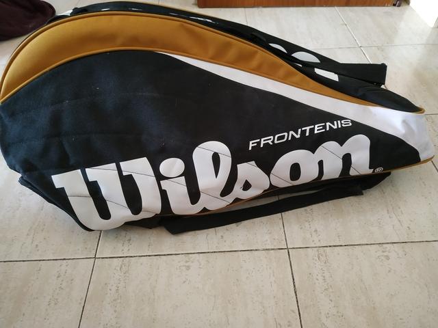 Raquetero Wilson Frontenis