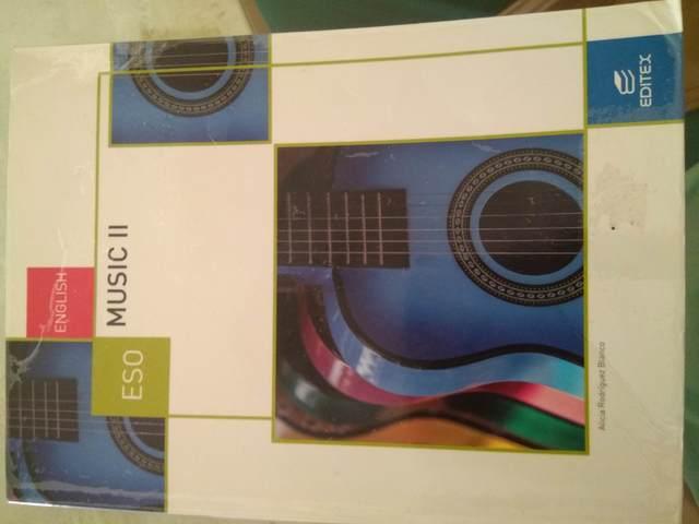 MUSIC II 3º E. S. O.  - foto 1