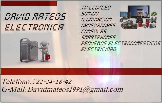 REPARO CUALQUIER APARATO ELECTRONICO - foto 1