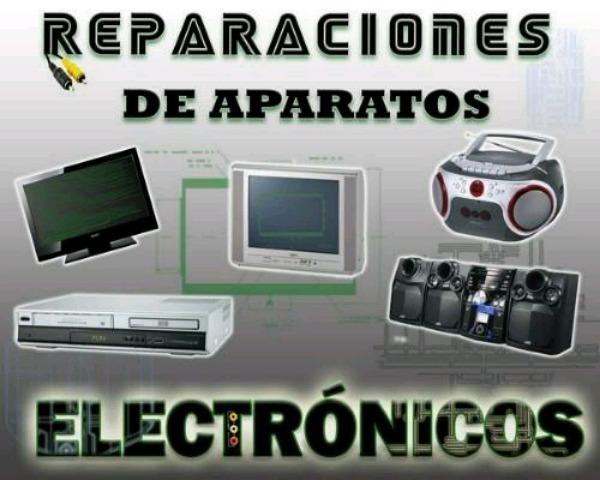 REPARO CUALQUIER APARATO ELECTRONICO - foto 2