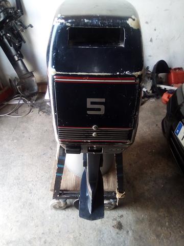 MOTOR FUERA BORDA - foto 1