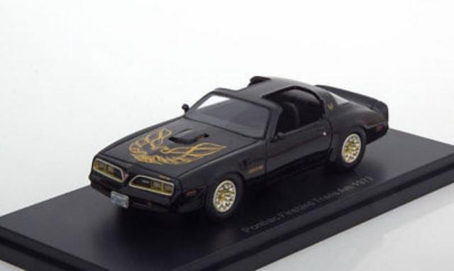 Bos Pontiac Firebird Trans Am  1/43