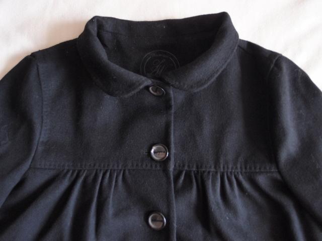 L Negro Zara Abrigo Talla Abrigo Negro Zara Talla L 2EH9WDIY