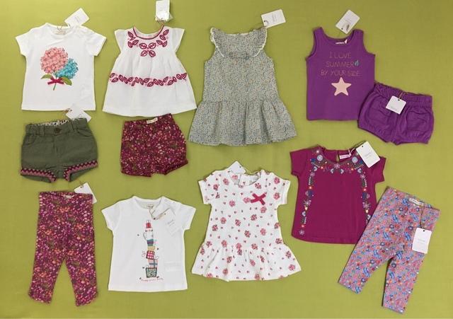 9bff6d047 COM - Lote ropa niña bebe 0 3 meses. Moda y accesorios para bebes lote ropa  niña bebe 0 3 meses