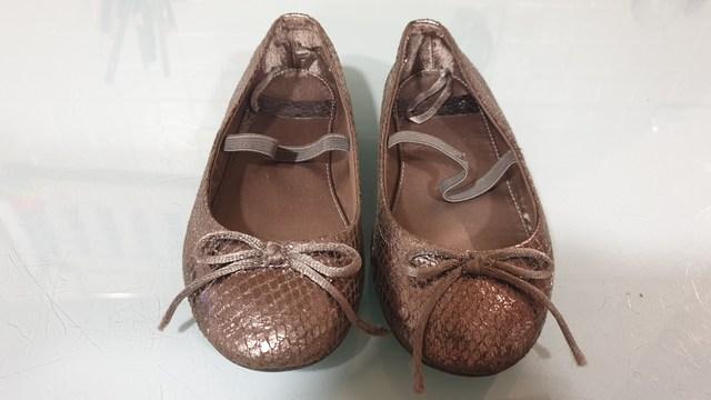 Zapatos Bailarinas niña Zara de segunda mano por 8 € en