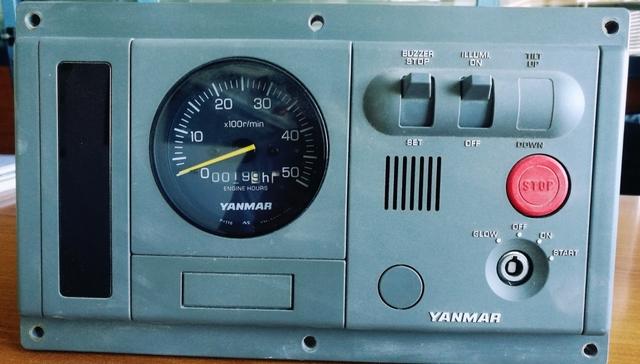 YANMAR-RECAMBIOS ORIGINALES NUEVOS - foto 1