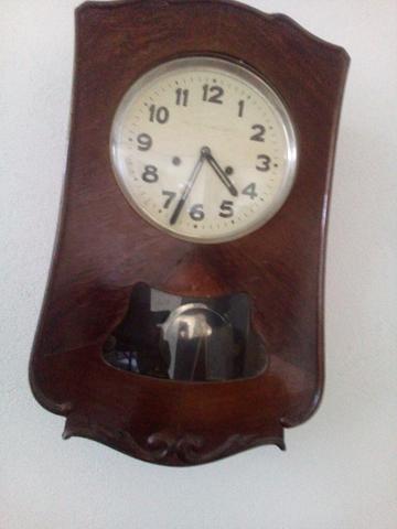 Reloj De Cuerda Pared