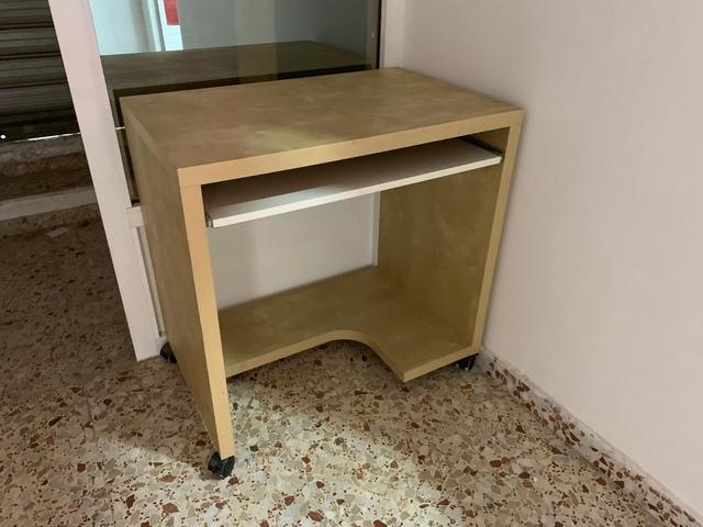 Mesa Auxiliar Para Ordenador Ikea