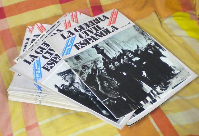 Lote Guerra Civil Española