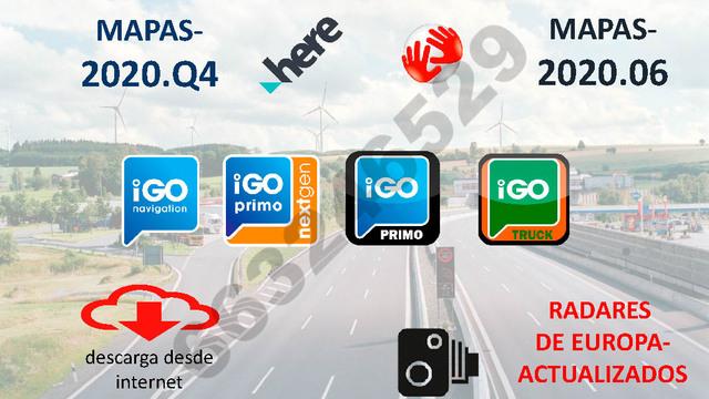 ACTUALIZACIÓN PROGRAMAS GPS , ANDROID