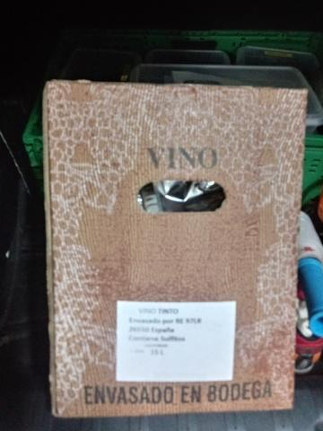 VINO TINTO  ROSADO BAG IN BOX - foto 1