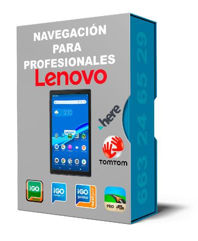 GPS LENOVO2GB TABLET 3 PR 10P segunda mano  Murcia