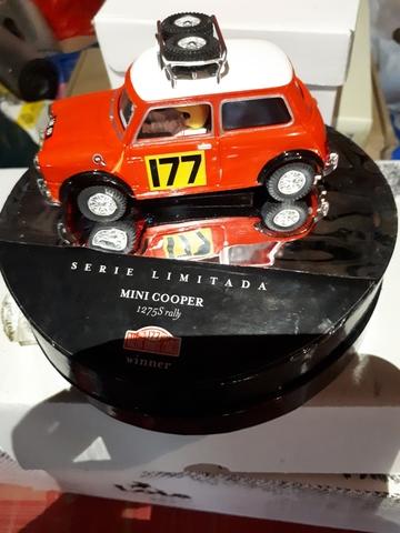 Mini Cooper De Scalextric