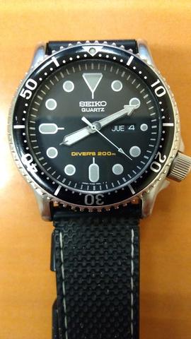 Seiko Divers 200 Quartz