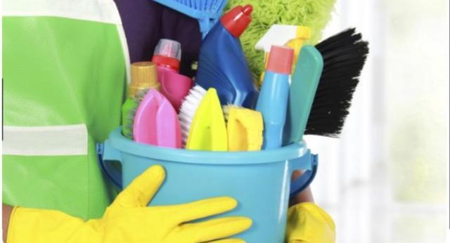 Un hogar limpio y ordenado