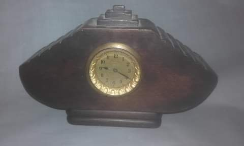 Reloj Sobremesa Modernista Años 20