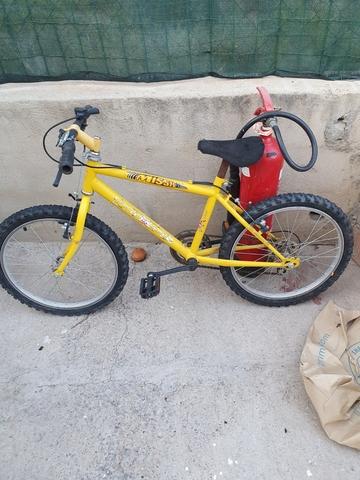 Bicicleta Niño D Montaña