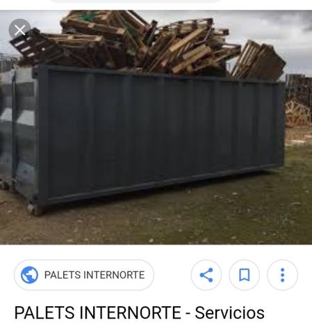 RECOGIDA PALETS GRATIS - foto 1