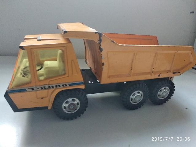 Camion Antiguo com Segunda Juguete Mil Anuncios Mano Y Anuncios cR543AjLq