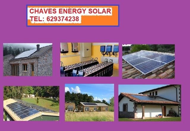 PLACAS SOLARES,  ENERGÍA SOLAR 24H - foto 7