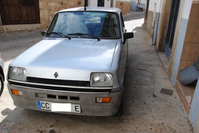 Renault 5 Gt Turbo Nuevo Tapa Del Distribuidor Y Brazo Del Rotor