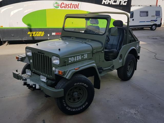 Mil Anuncios Com Jeep Restaurar Segunda Mano Y Anuncios