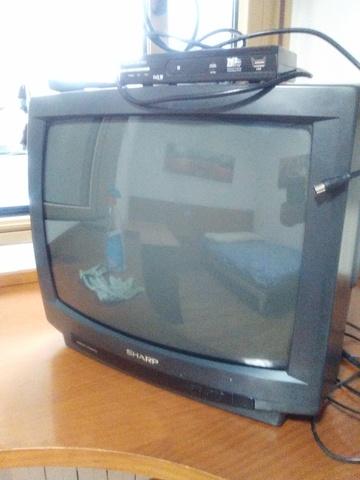 TELEVISOR SHARP CON REGALO TDT Y CABLES - foto 5