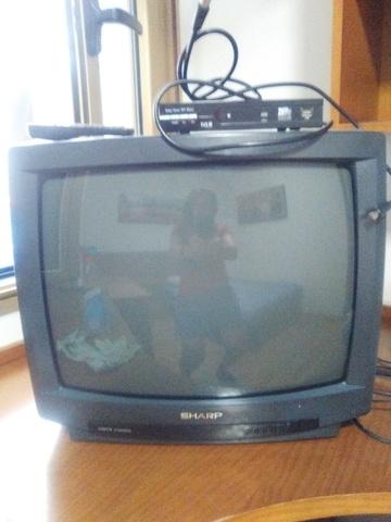 TELEVISOR SHARP CON REGALO TDT Y CABLES - foto 6