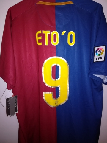 MIL ANUNCIOS.COM Camiseta barcelona 2009 Segunda mano y
