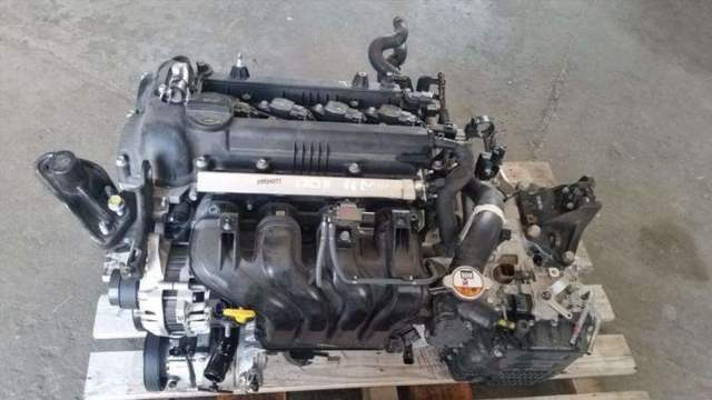 MIL ANUNCIOS COM - Motor G4fg Nysa Hyundai I30 Ii 1 6 Gas