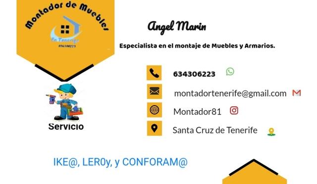 MONTADOR/INSTALADOR DE MUEBLES - foto 1