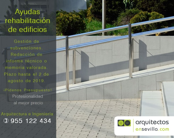 AYUDAS A LA REHABILITACIÓN DE EDIFICIOS - foto 1