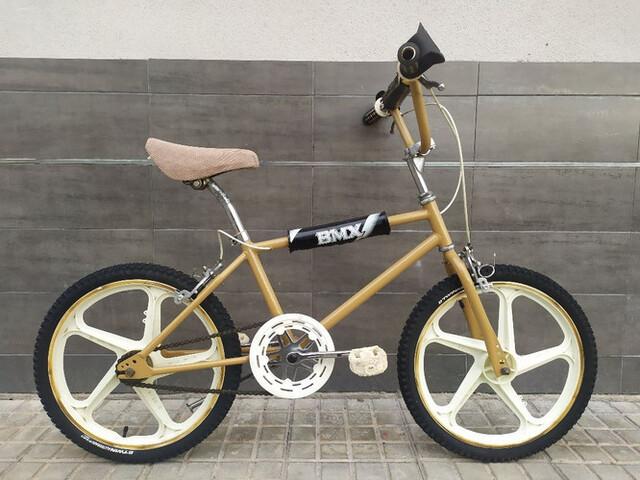 BMX CLASICA TOGANO - foto 1
