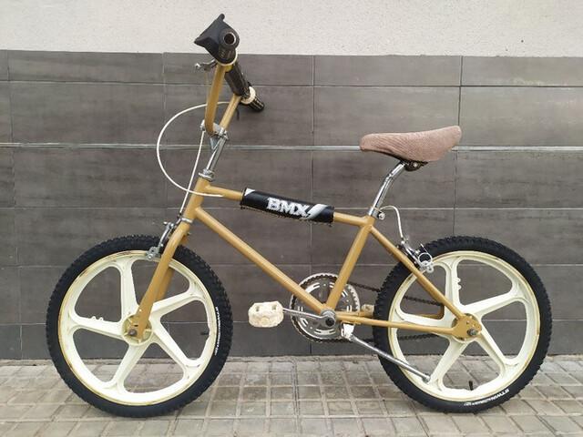 BMX CLASICA TOGANO - foto 2